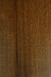 """Danish Walnut"" on knotty alder doors"