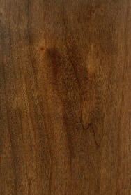 "Cherry Doors with ""Danish Walnut"" stain"