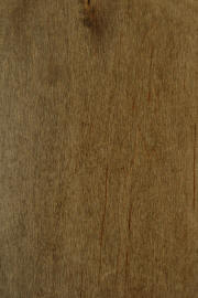 "Hard Maple doors with ""Danish Walnut"" finish"