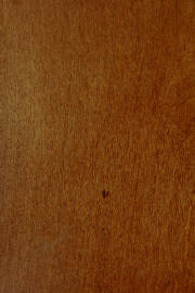 "Hard Maple doors with ""Penn House"" finish"