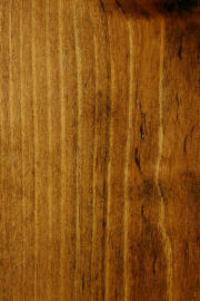 "Knotty Pine doors with ""F"" finish"