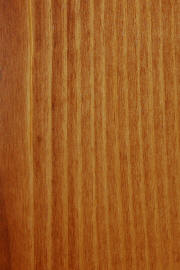 "Knotty Pine doors with ""New Carmel"" finish"