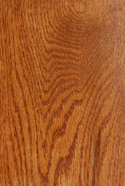 """FC 102 Royal Cherry"" on plain red oak doors"