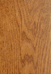 """New Carmel"" on plain red oak doors"