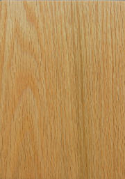 """Natural"" on plain red oak doors"