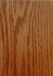 """S-14"" on plain red oak doors"