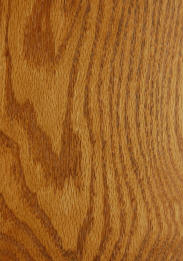 """Seely"" on plain red oak doors"