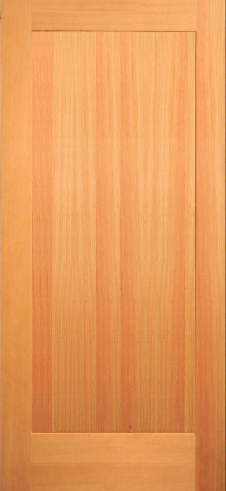 Douglas fir doors for 6 horizontal panel doors