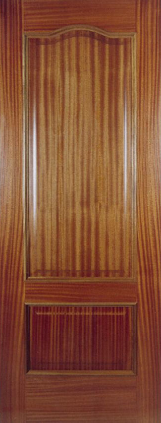 Sapele Mahogany Doors