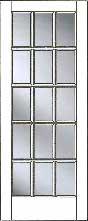 Primed 15 lite french interior doors homestead doors for 15 lite french door interior