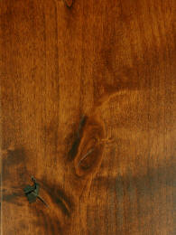 """Michael's Cherry""  on knotty alder doors"