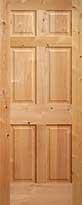In stock interior doors in stock wood doors homestead doors inc for Prehung hickory interior doors