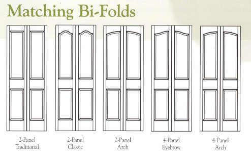 Differnt Pictures Of Bi Fold Door