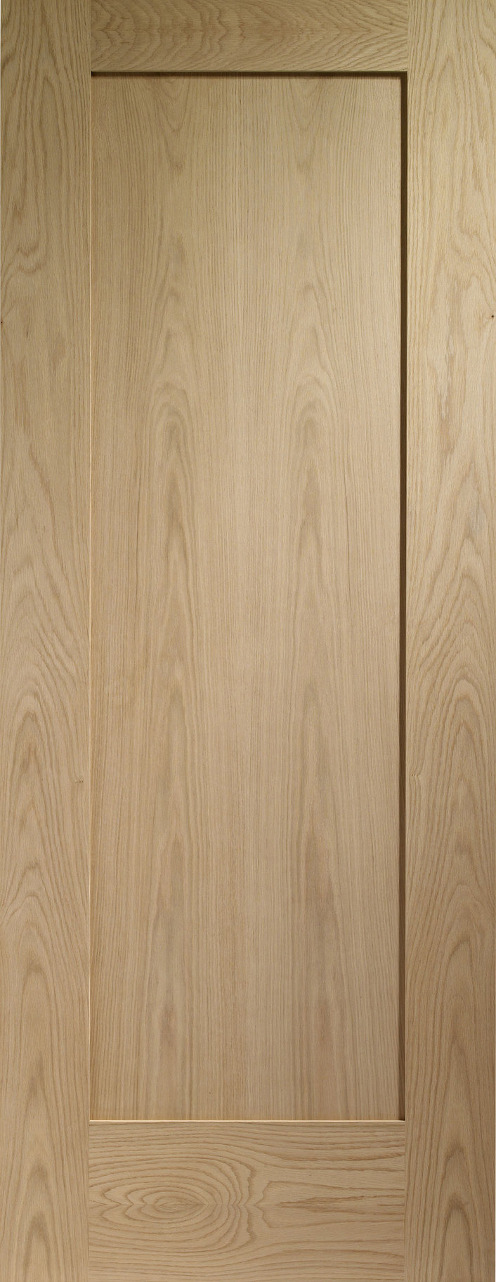 Panel quarter sawn white oak interior door craftsman interior doors - 1 Panel Oak Doors