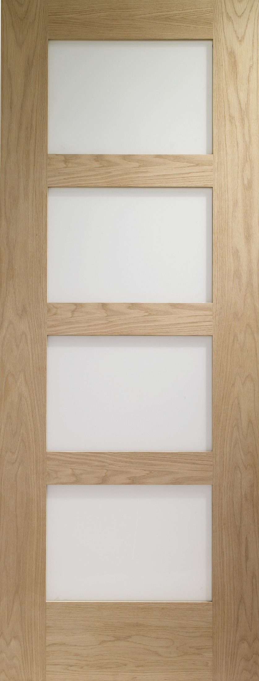 Red oak doors whitelaminatedglass4 paneloakdoor eventelaan Choice Image