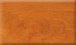 White Oak with light stain