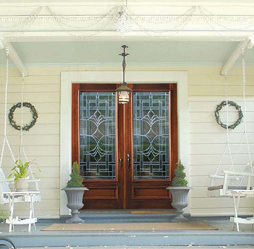 Uye home residential exterior doors for Residential entry doors