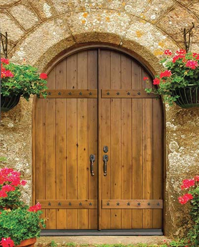 Wood exterior doors photo gallery homestead doors the for Affordable exterior doors
