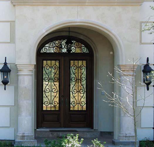 Wood Exterior Doors Photo Gallery Homestead The