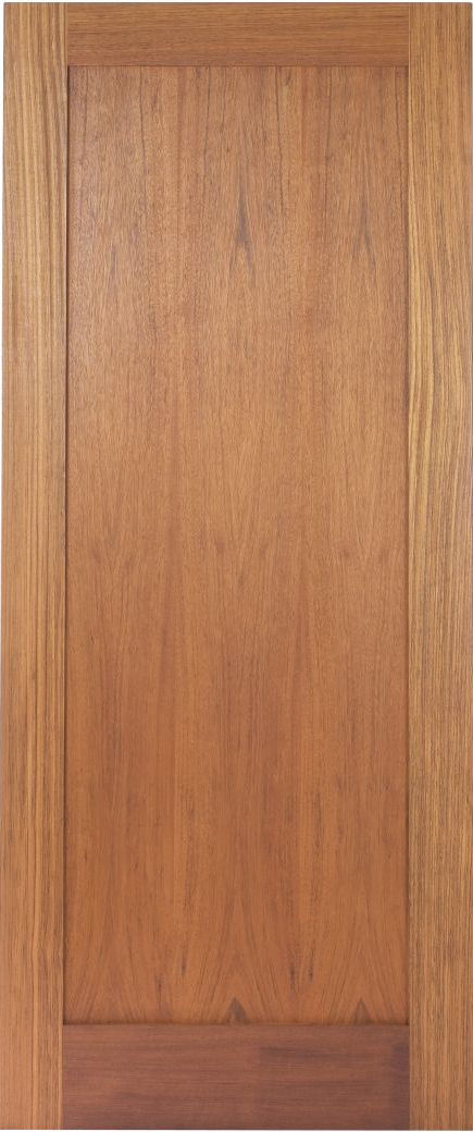 Brazilian Cherry Doors
