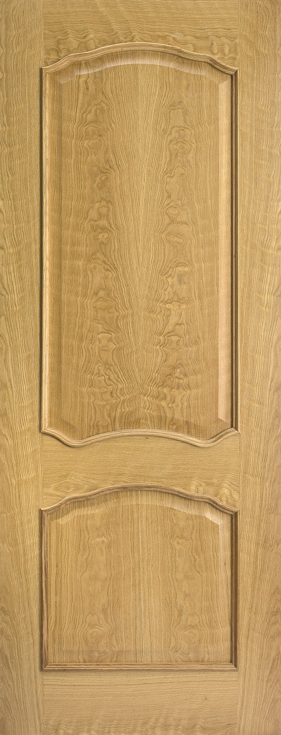 White Oak Doors