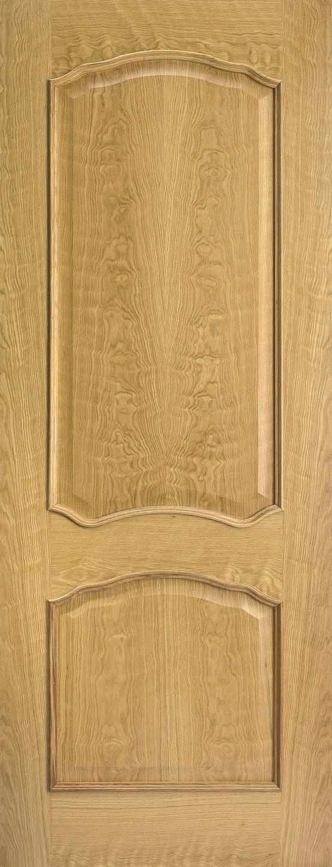 White Wood Door : White oak doors