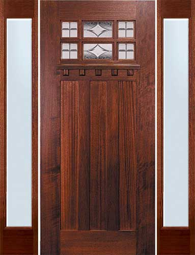 Craftsman Style Front Entry Doors 383 x 500 · 21 kB · jpeg