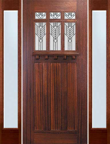 Craftsman Style Front Entry Doors | 383 x 500 · 24 kB · jpeg