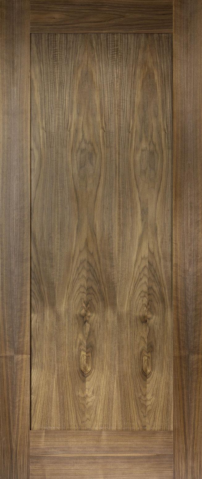 1panel_walnutdoors & Wood Doors