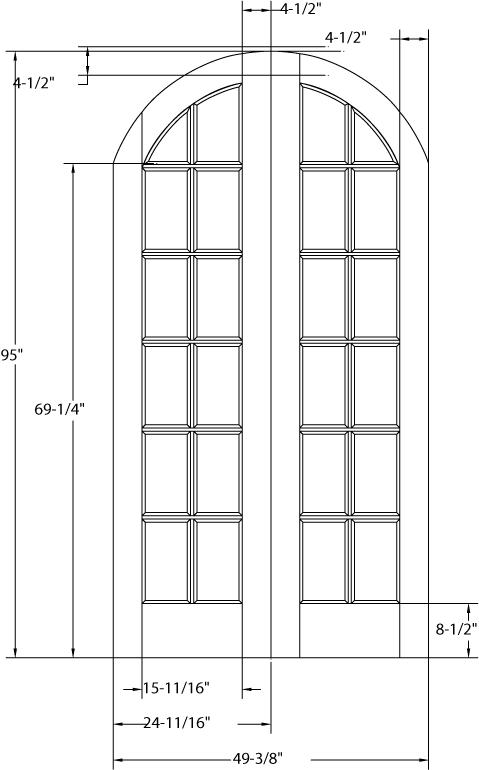 Interior Doors On Clearance Homestead Interior Doors