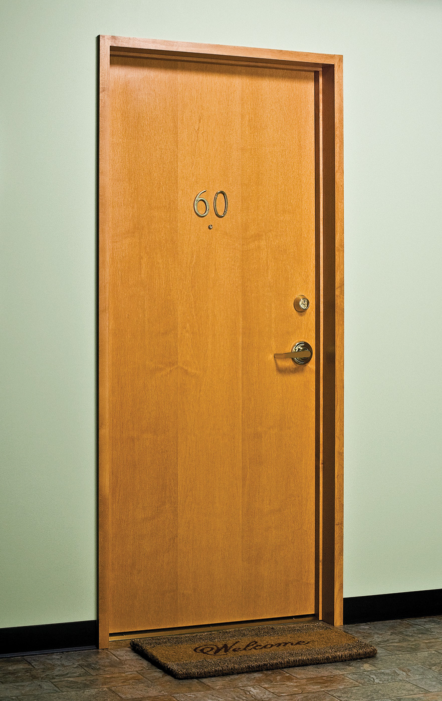 Solid wood flush exterior door solid wood door solid teak for Solid flush door