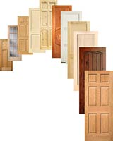Stocked Interior Doors
