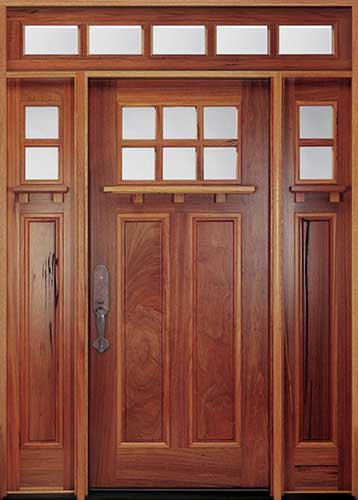 Craftsman Style Front Entry Doors | 358 x 500 · 21 kB · jpeg