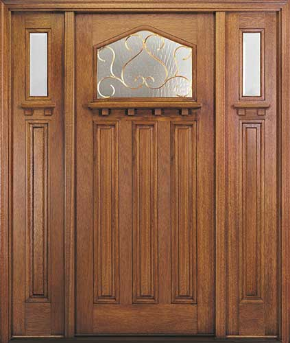 Craftsman Style Front Entry Doors 423 x 500 · 28 kB · jpeg