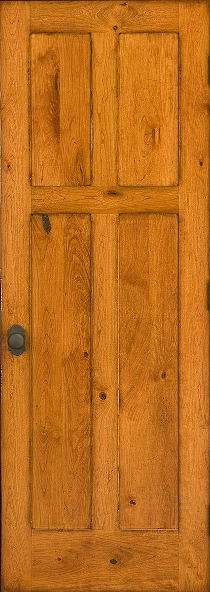 Rustic Cherry Door