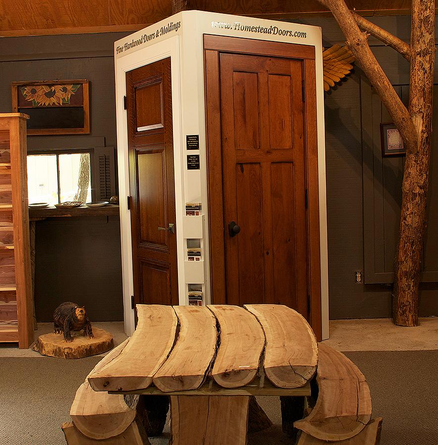 Visit Our Door Displays And Showrooms Homestead Doors Inc