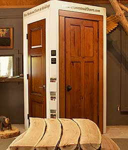 Visit Our Door Displays And Showrooms Homestead Doors Inc