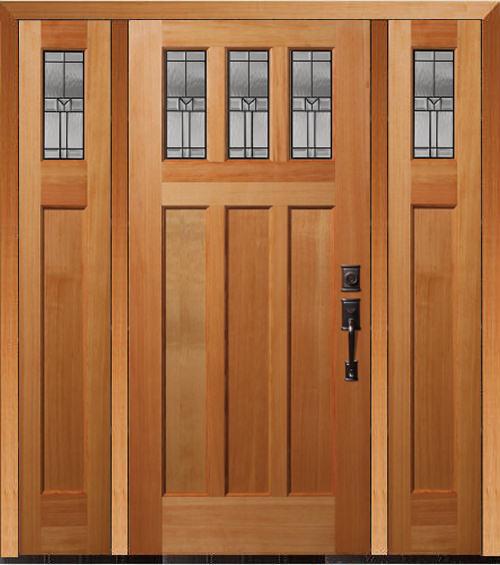 Wood Exterior Doors Photo Gallery Homestead Doors The Affordable Door Store