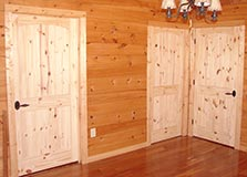 Rustic Wood Interior Doors interior doors | wood doors | exterior doors - homestead doors inc