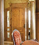 Birch Craftsman Style Interior and Exterior Doors