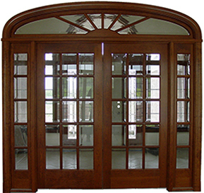 Interior Doors | Wood Doors | Exterior Doors - Homestead Doors Inc